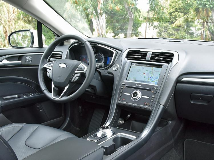 2017 Ford Fusion #13