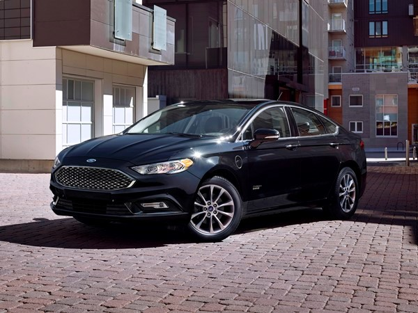 2017 Ford Fusion #14