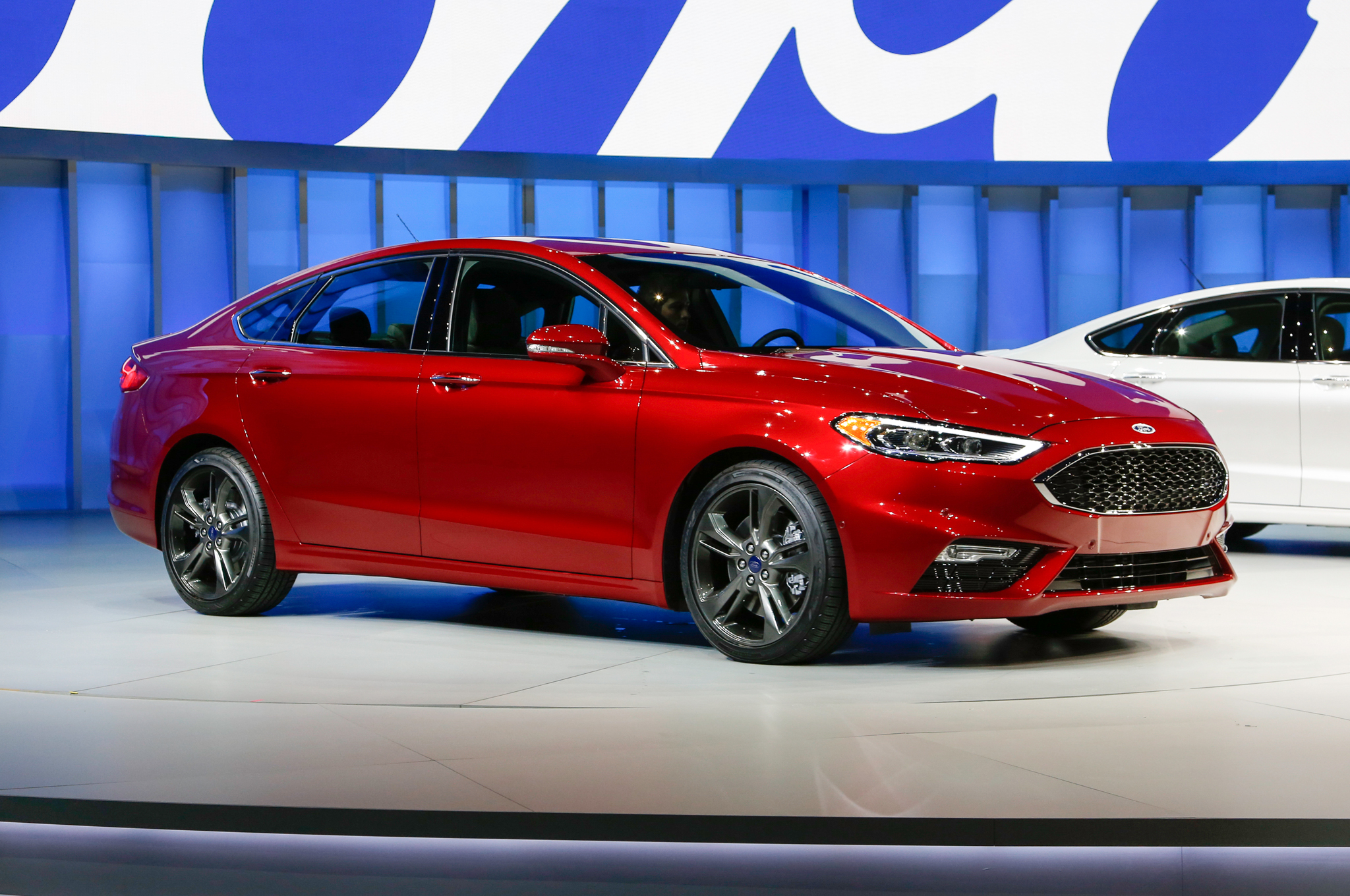 2017 Ford Fusion #2