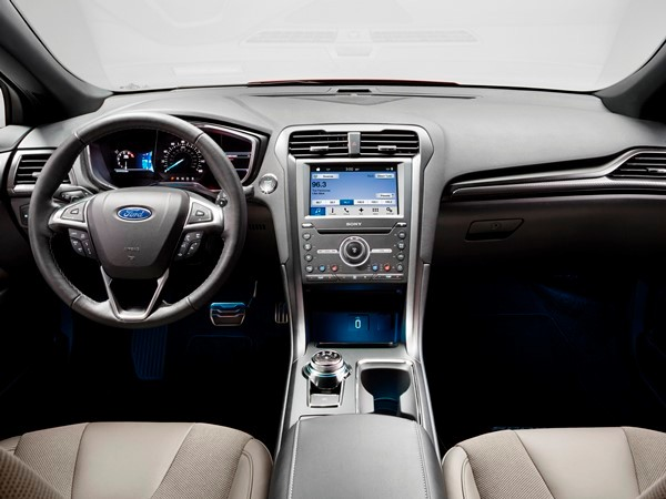 2017 Ford Fusion #5