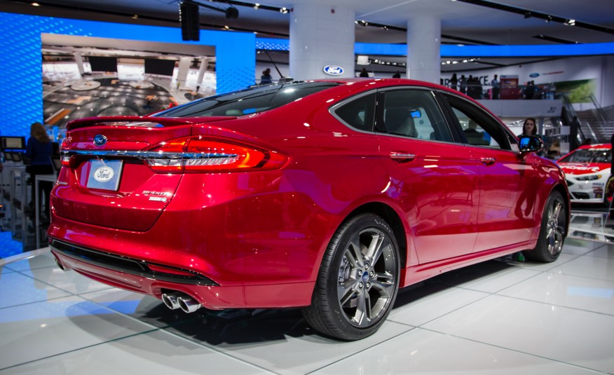 2017 Ford Fusion #4