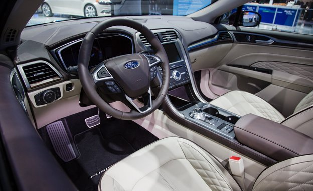 2017 Ford Fusion #6