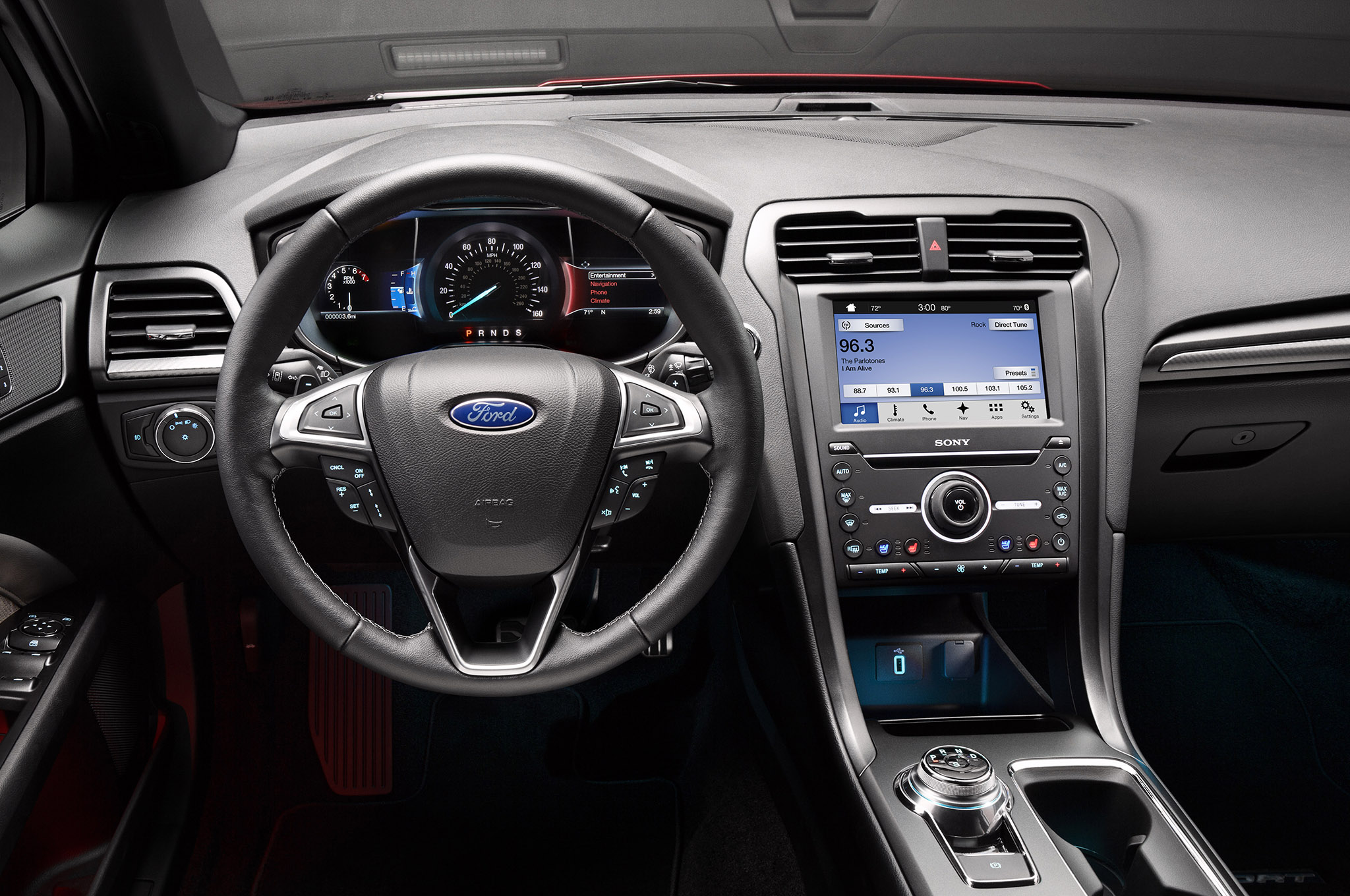 2017 Ford Fusion #3