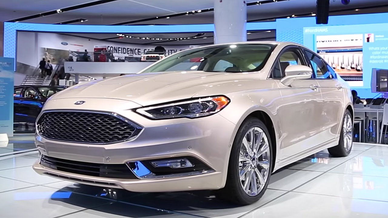 2017 Ford Fusion #10