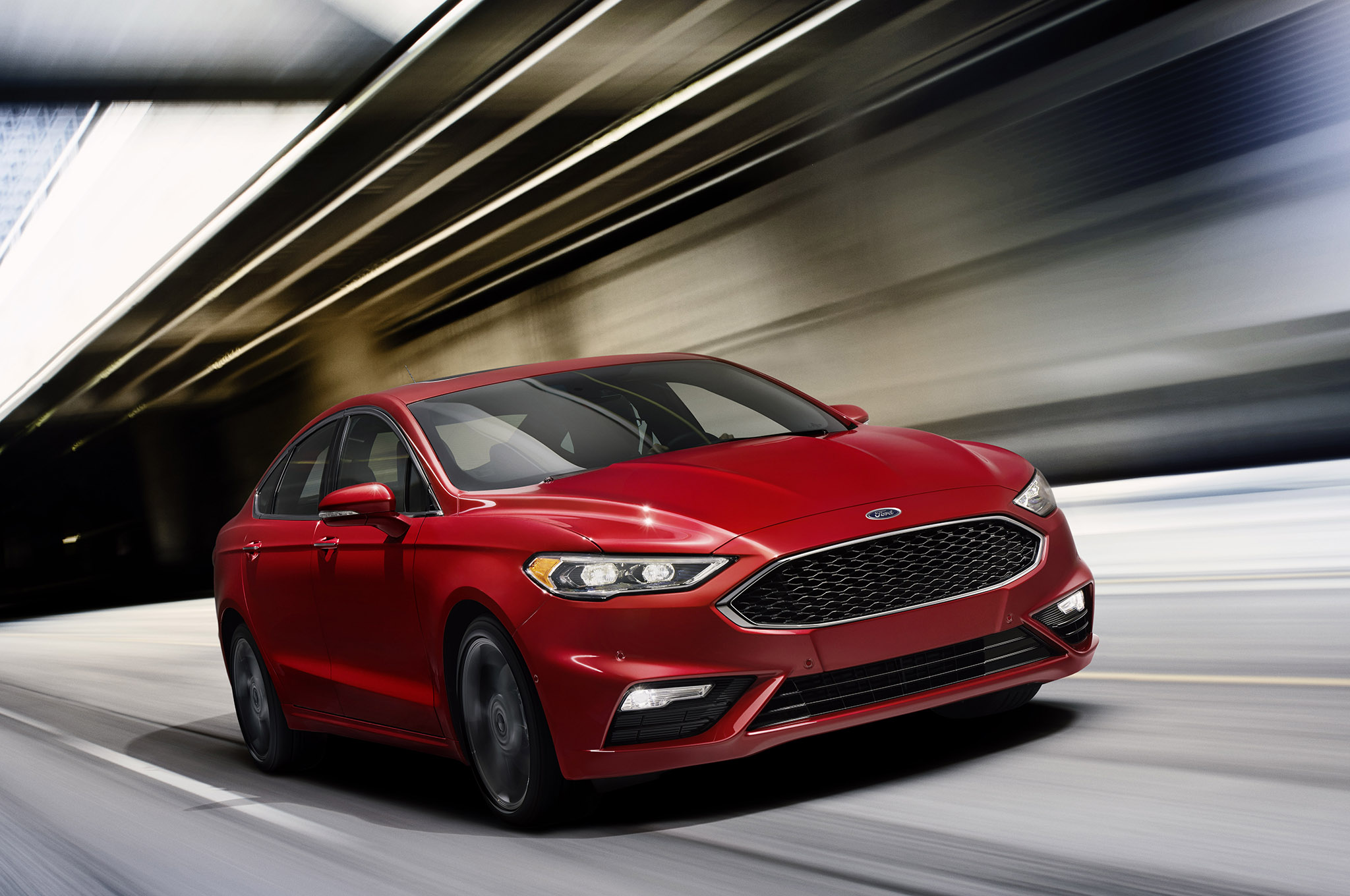 2017 Ford Fusion #8