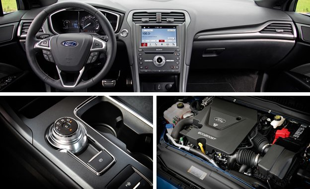 2017 Ford Fusion #9