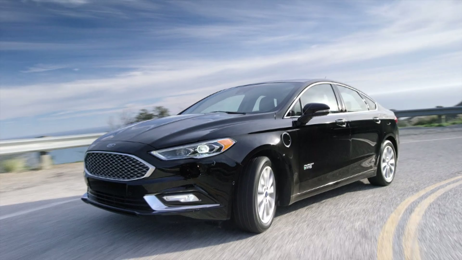 2017 Ford Fusion Energi Photos Informations Articles Bestcarmag