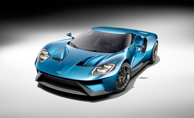 2017 Ford Gt #2