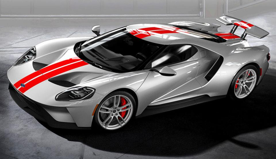 2017 Ford Gt #8