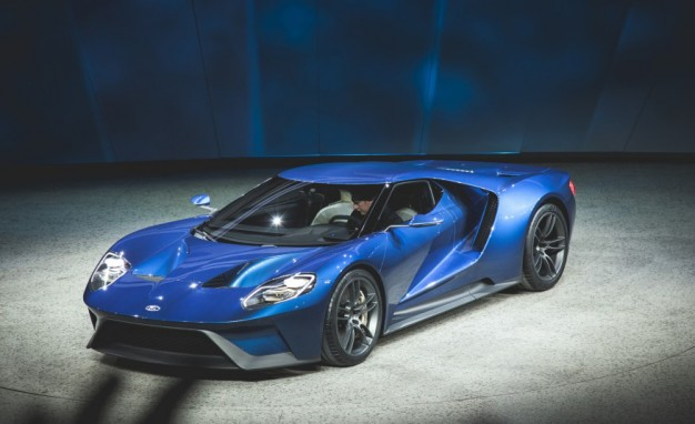 Ford Gt Mpg Best New Cars For