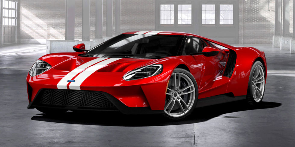 2017 Ford Gt #6