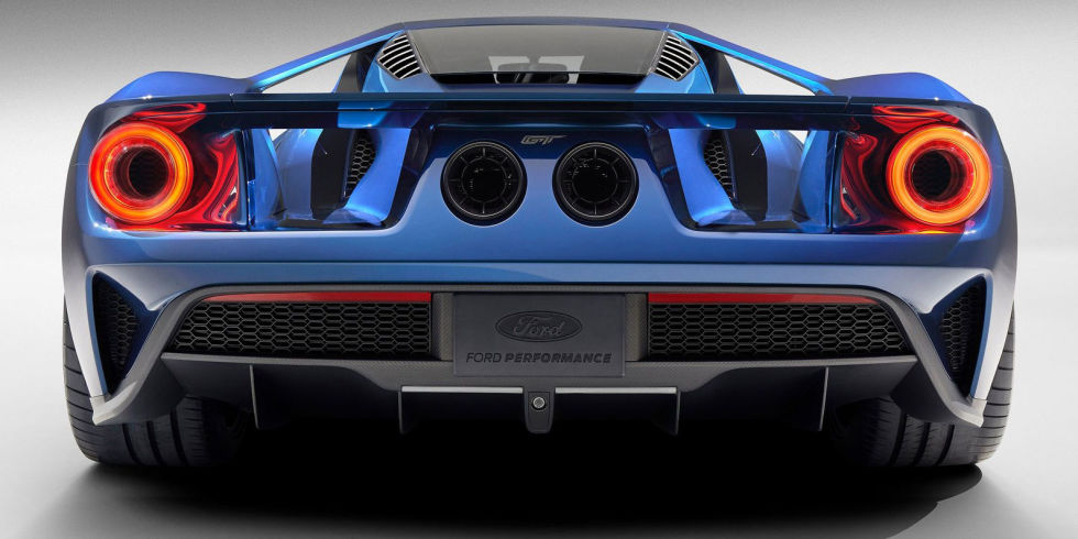 2017 Ford Gt #7