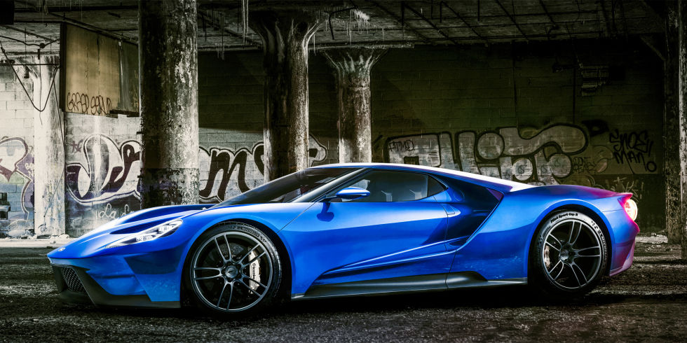 2017 Ford Gt #12