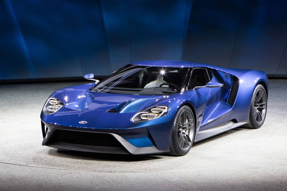 2017 Ford Gt #5