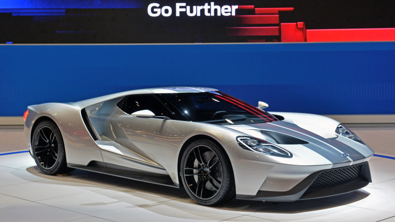 2017 Ford Gt #14