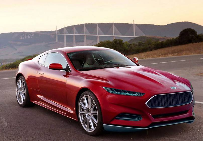 2017 Ford Mustang Photos Informations Articles Bestcarmag Com