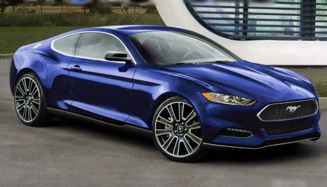 2017 Ford Mustang 1