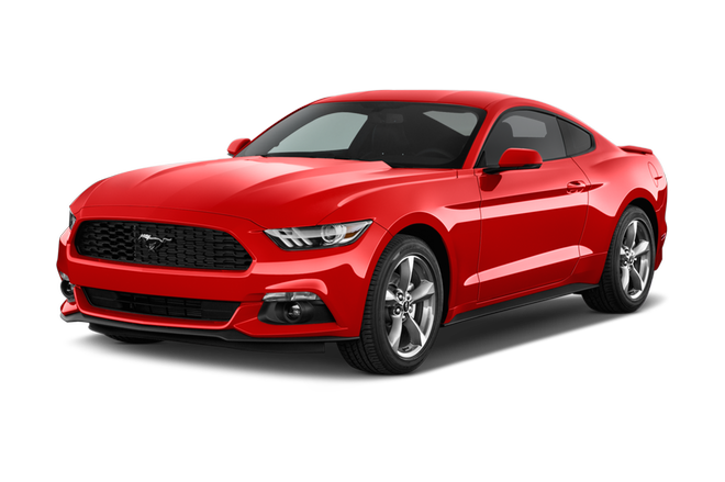 2017 Ford Mustang #6