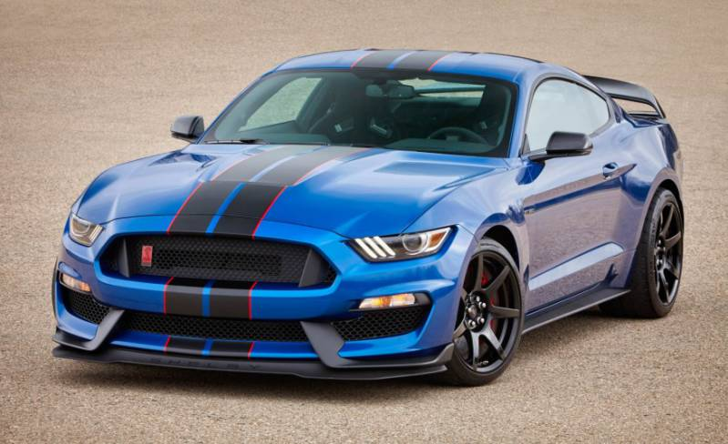 2017 Ford Mustang #16