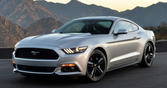 2017 Ford Mustang Photos Informations Articles Bestcarmag