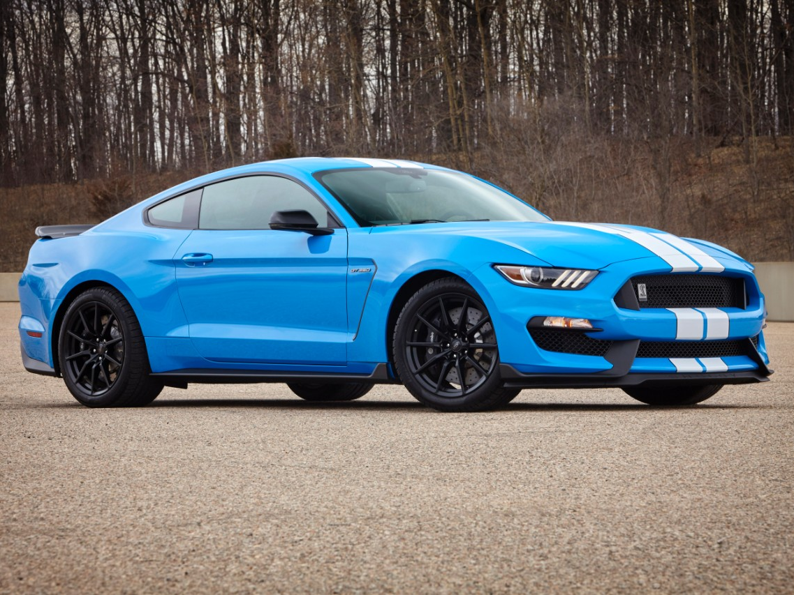 2017 Ford Mustang #12