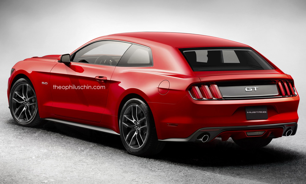 2017 Ford Mustang #11