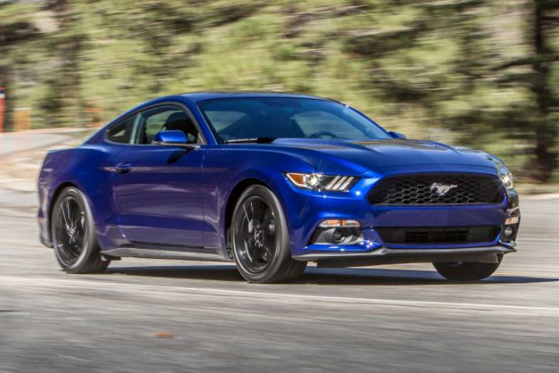 2017 Ford Mustang #5