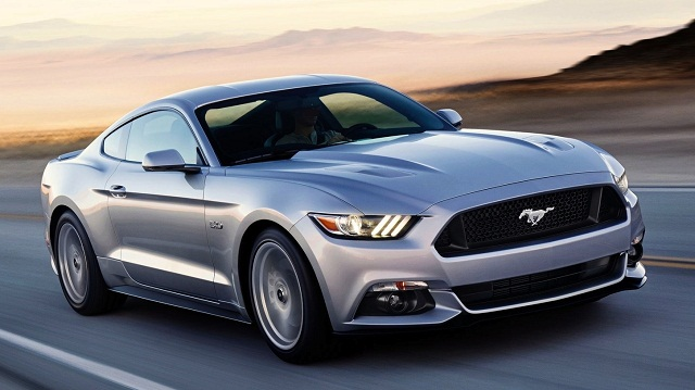 2017 Ford Mustang #10