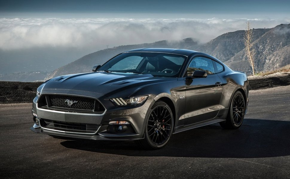 2017 Ford Mustang #13