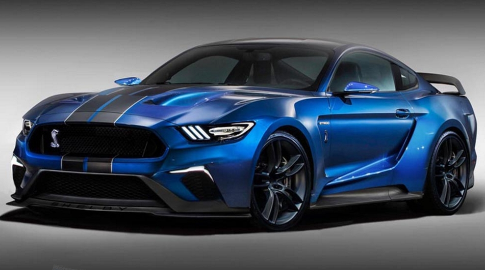 2017 Ford Mustang #7