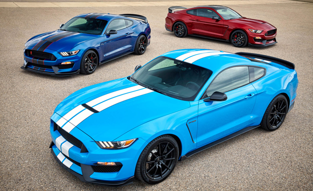 2017 Ford Shelby Gt350 #5