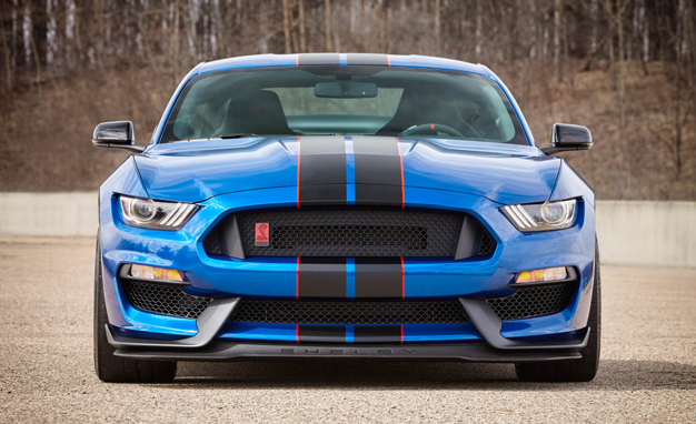 2017 Ford Shelby Gt350 #7