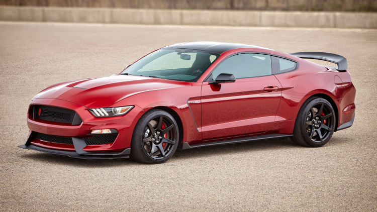 2017 Ford Shelby Gt350 #3