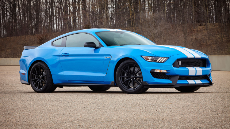 2017 Ford Shelby Gt350 #1