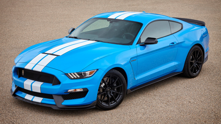2017 Ford Shelby Gt350 #4