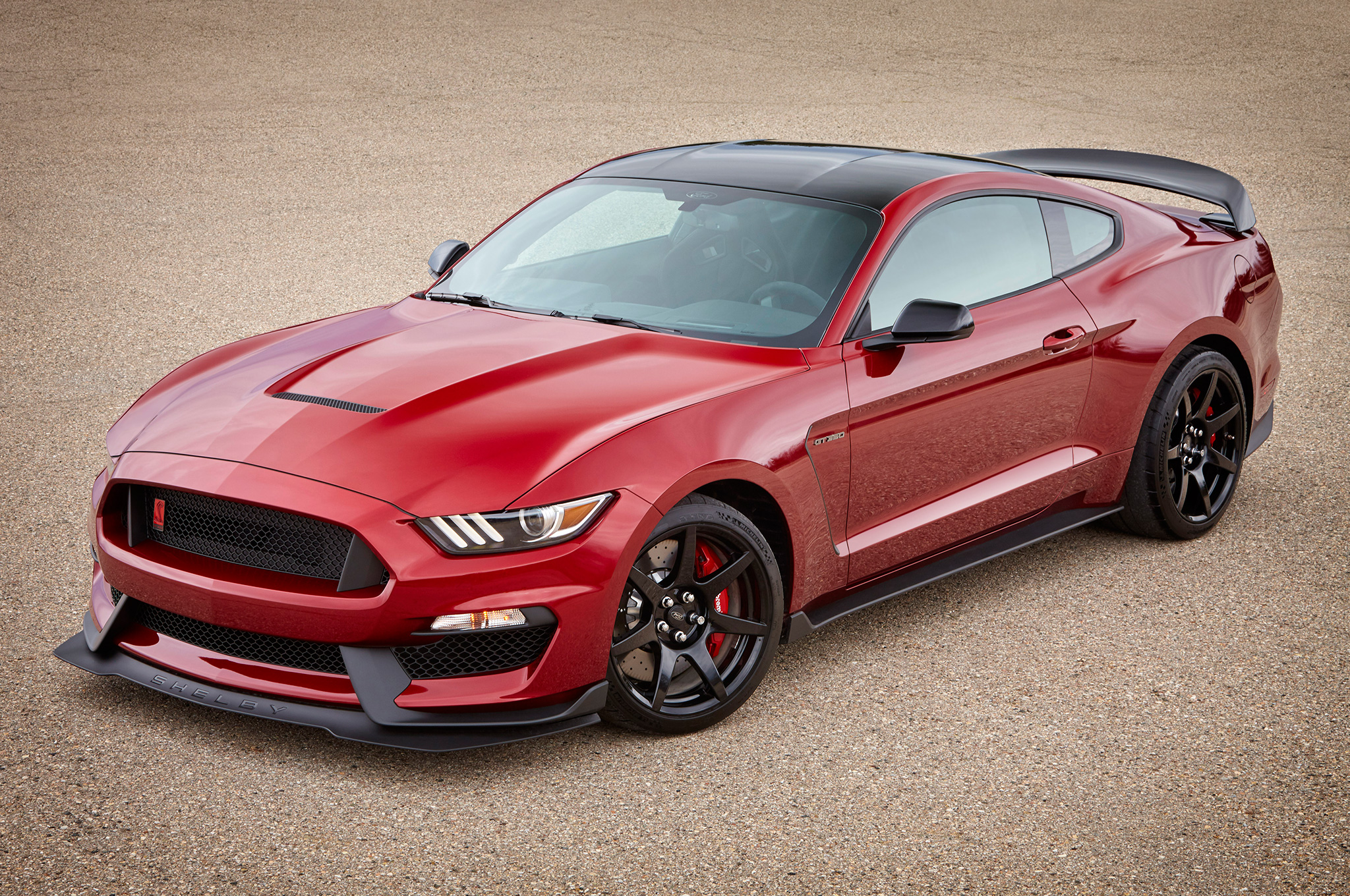 2017 Ford Shelby Gt350 #2