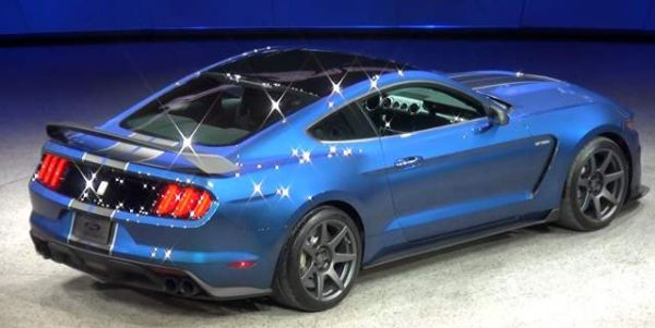 2017 Ford Shelby Gt350 #10
