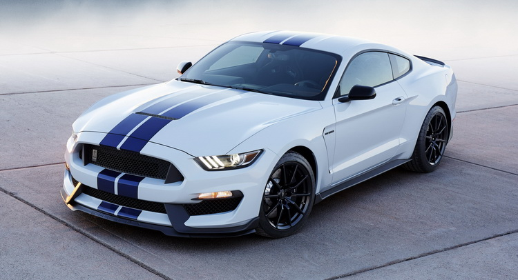 2017 Ford Shelby Gt350 #6