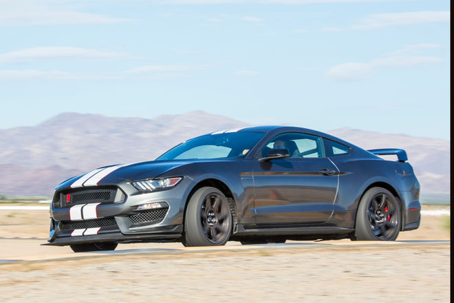 2017 Ford Shelby Gt350 #9