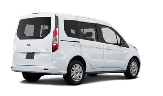 2017 Ford Transit Connect #9