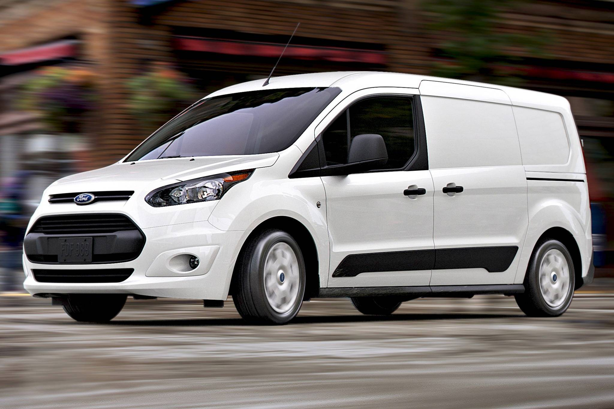 2017 Ford Transit Connect #1