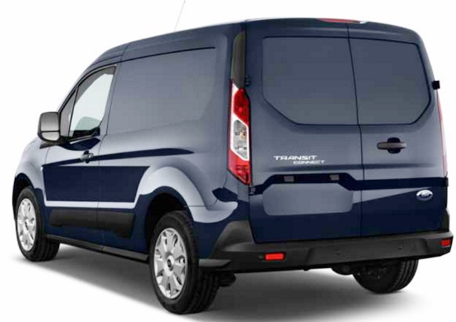 2017 Ford Transit Connect #8
