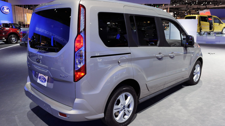 2017 Ford Transit Connect #4