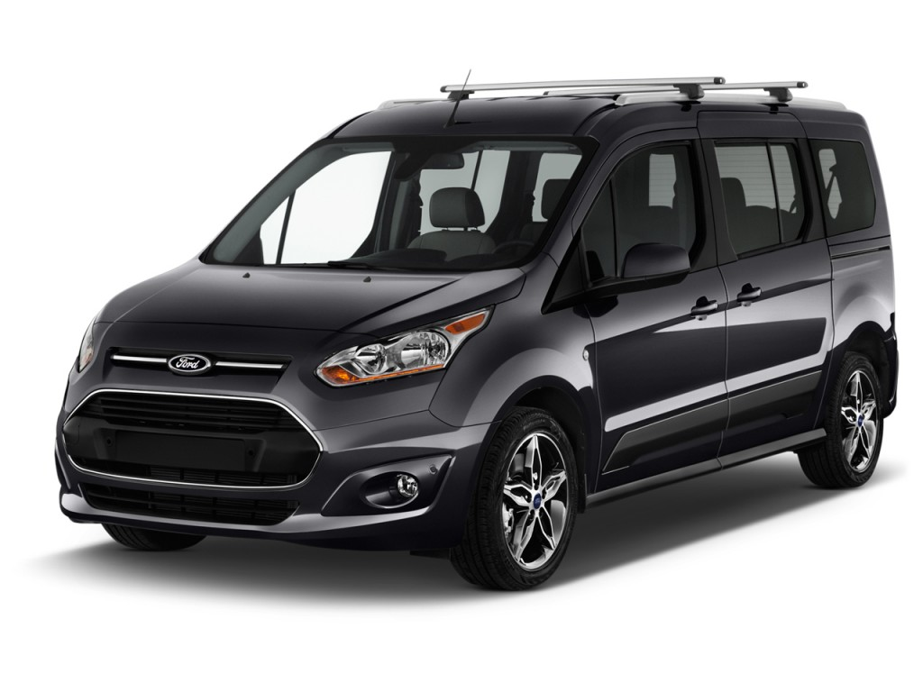 2017 Ford Transit Connect #5