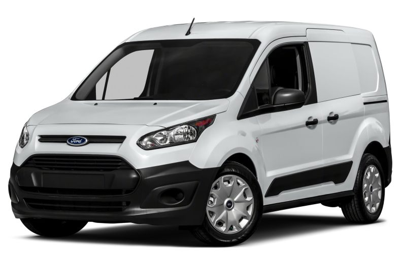 2017 Ford Transit Connect #2