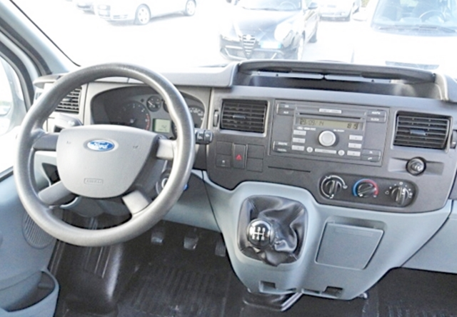 2017 Ford Transit Connect #6