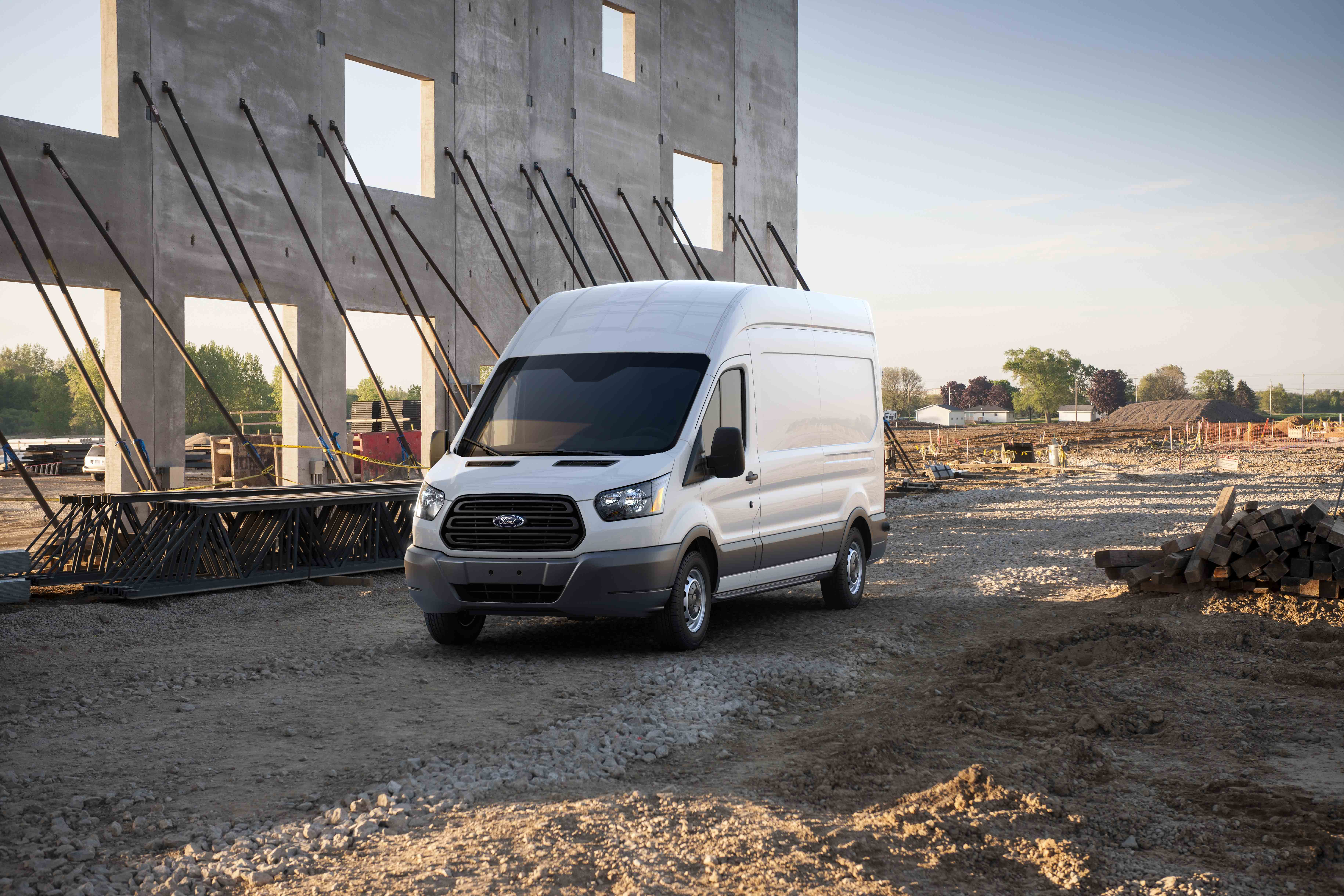 2017 Ford Transit Connect #11