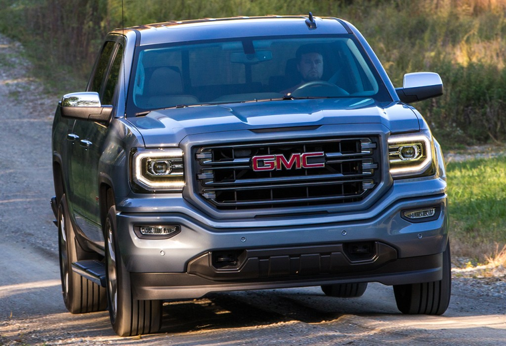 2017 gmc sierra 1500 photos informations articles. Black Bedroom Furniture Sets. Home Design Ideas