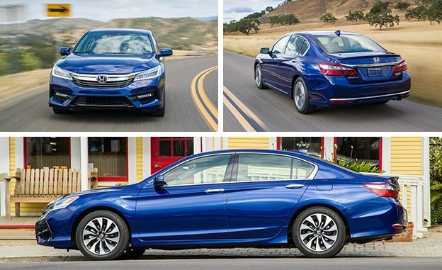 2017 Honda Accord Hybrid #10