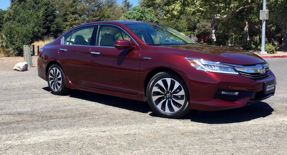 2017 Honda Accord Hybrid #7